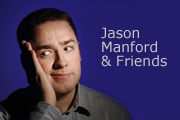 Jason Manford And Friends. Jason Manford. Copyright: Open Mike Productions.