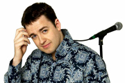 Jason Manford Live. Jason Manford. Copyright: Channel X.