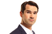 Jimmy Carr: Being Funny. Jimmy Carr. Copyright: Bwark Productions.