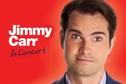 Jimmy Carr In Concert. Jimmy Carr. Copyright: Bwark Productions.