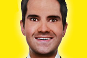 Jimmy Carr Telling Jokes. Jimmy Carr. Copyright: Bwark Productions.