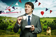 John Bishop's Britain. John Bishop. Image credit: Objective Productions.