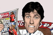 John Bishop's World Cup Diary. John Bishop. Copyright: Baby Cow Productions.