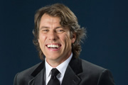 John Bishop's Only Joking. John Bishop. Copyright: Lola Entertainment / Channel X.