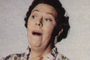 John Browne's Body. Virginia Browne (Peggy Mount). Copyright: Associated Television.