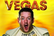 Johnny Vegas Live At The Benidorm Palace.