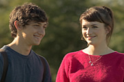 Benny & Jolene. Image shows from L to R: Benny (Craig Roberts), Jolene (Charlotte Ritchie). Copyright: Jolene Films.