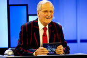 Just A Minute. Nicholas Parsons. Copyright: BBC.
