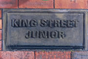 King Street Junior. Copyright: BBC.