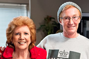 Led Astray. Image shows from L to R: Cilla Black, Paul O'Grady.