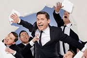 Lee Evans Monsters - 51 date 2014 stand-up tour