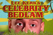 Lee Kern's Celebrity Bedlam. Lee Kern. Image credit: Objective Productions.