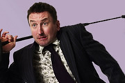 Lee Mack Going Out Live. Lee Mack. Copyright: Arlo Productions / Avalon Television.