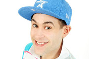 Lee Nelson's Well Funny People. Lee Nelson (Simon Brodkin). Copyright: Avalon Television.