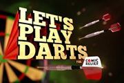 Let's Play Darts For Comic Relief