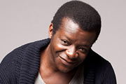 Life: An Idiot's Guide. Stephen K Amos. Copyright: BBC.