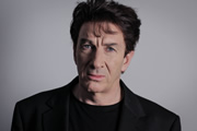 Brian Pern. Brian Pern (Simon Day). Image credit: British Broadcasting Corporation.
