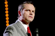 Live At The Apollo. Jack Dee. Copyright: Open Mike Productions.