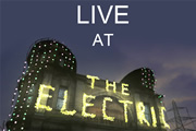 Want to be on Live At The Electric?