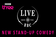 BBC3 stand-up specials