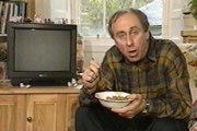Lovett Goes To Town. Norman Lovett. Copyright: Noel Gay Television.