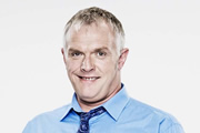 Greg Davies interview