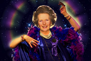 Margaret Thatcher: Queen Of Soho.