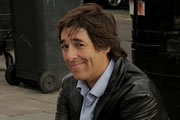 Video: Mark Steel in Leith