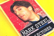The Mark Steel Lecture. Mark Steel. Image credit: British Broadcasting Corporation.