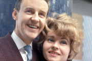 Marriage Lines. Image shows from L to R: George Starling (Richard Briers), Kate Starling (Prunella Scales). Copyright: BBC.