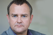 Married. Robin Lightfoot (Hugh Bonneville). Copyright: BBC.