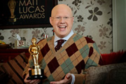 The Matt Lucas Awards. Matt Lucas. Copyright: John Stanley Productions / BBC.