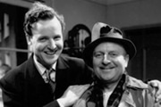 Me & Arthur Haynes. Image shows from L to R: Nicholas Parsons, Arthur Haynes. Copyright: BBC.