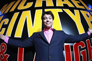 Michael McIntyre: Live & Laughing. Michael McIntyre. Copyright: Open Mike Productions.