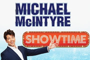 Michael McIntyre's Showtime. Michael McIntyre. Copyright: Open Mike Productions.