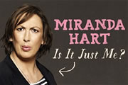 Miranda Hart - Is It Just Me? book. Miranda Hart.