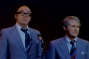 Morecambe & Wise On Stage