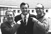 Morecambe & Wise writer Eddie Braben dies at 82