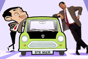 Mr Bean. Mr Bean. Copyright: Tiger Aspect Productions.