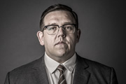 Mr. Sloane. Mr Sloane (Nick Frost). Image credit: Whyaduck Productions.