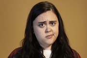 My Mad Fat Diary. Rae Earl (Sharon Rooney). Copyright: Tiger Aspect Productions.