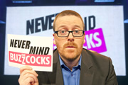 Never Mind The Buzzcocks. Frankie Boyle. Copyright: TalkbackThames / BBC.
