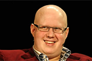 Not Letting It Be. Matt Lucas. Copyright: BBC.