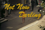 Not Now Darling. Miss Whittington (Trudi Van Doorn). Copyright: Not Now Films Limited.