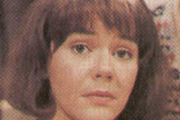 Not With A Bang. Janet Wilkins (Josie Lawrence). Image credit: London Weekend Television.