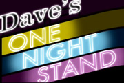 Dave's One Night Stand. Image credit: Amigo Television.