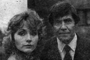 Partners. Image shows from L to R: Diana Bannister (Mel Martin), Rupert Bannister (Derek Waring). Copyright: BBC.