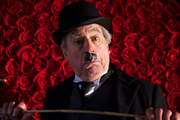 Perspectives: In Charlie Chaplin's Footsteps With Terry Jones. Terry Jones. Copyright: Wild Pictures.