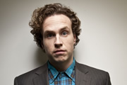 Pete Versus Life. Pete (Rafe Spall). Copyright: Objective Productions.