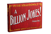 Peter Serafinowicz - A Billion Jokes!.